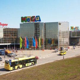 Торговый Центр МЕГА-Белая Дача
