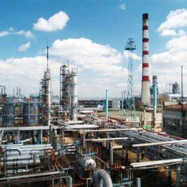 Завод по производству удобрений  ( Туркменистан)